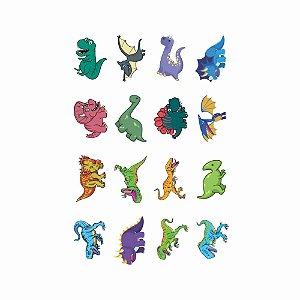 001 | KIT FESTA 16  - Dinossauro
