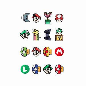 003 | KIT FESTA 16  - Mario
