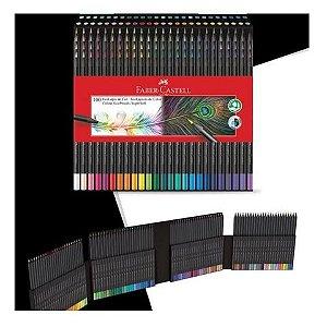 Lápis de Cor SuperSoft 100 Cores - Faber  Castell