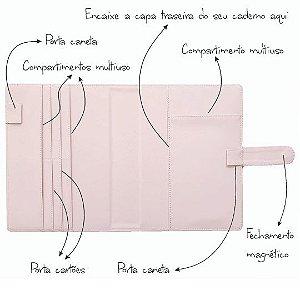 Case para Caderno A5 - Octo