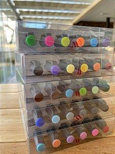 Kit  Ginza Nano com as 4 coleções da Ginza - New Pen