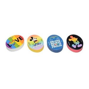 Borracha Mickey Rainbow - Molin