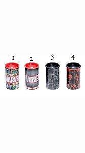 Apontador de Lata Marvel - Molin