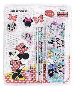 Kit Tropical Minnie - Molin