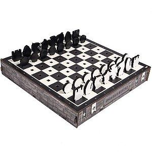 Tabuleiro de Xadrez - Jogada de mestre
