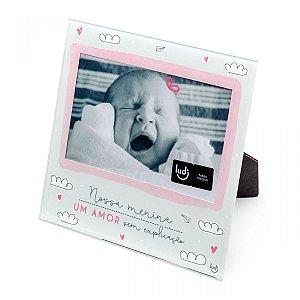 Porta Retrato Maternidade Nossa Menina
