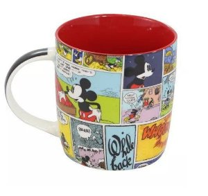 Caneca 320ml  Mickey HQ Colors