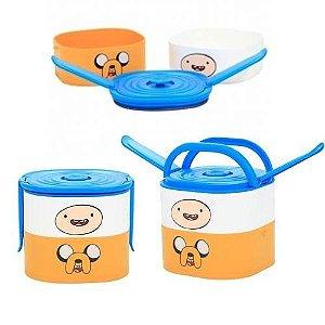 Lunch Box Dupla Finn e Jake