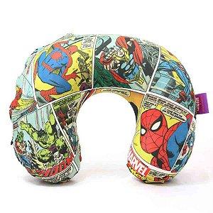 Almofada Pescoço Micropérolas  Marvel