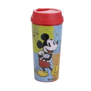Copo Viagem Malibu Mickey