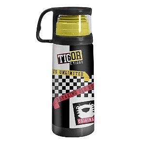 Squeeze Térmica com Caneca 350 ml - Tigor T. Tigre