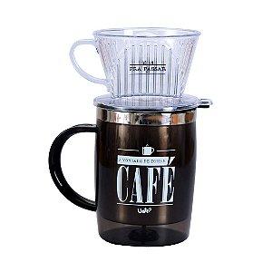 Caneca Com Filtro - Pra Passar Café
