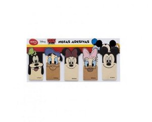 kit de Notas Adesivas flag Mickey Mouse and Friends - Molin