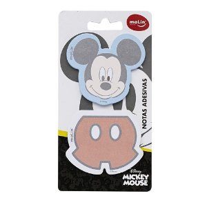 Bloco de Notas Adesivas Mickey