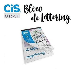 Bloco para Brush Lettering Karol Stefanini CIS A4