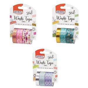 Washi Tape Shine Soul kit 3 un- BRW