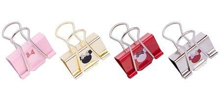Binder clips Minnie Molin