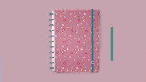 Caderno Lolly (Grande) - Caderno Inteligente