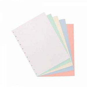 Refil Colorido  Medio - Caderno Inteligente