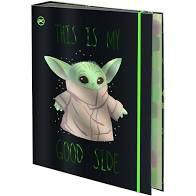 Fichário Baby Yoda - Dac