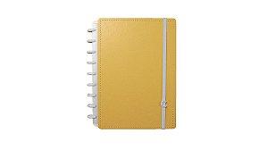 Caderno Laranja Pastel - Medio