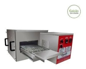 Forno de Esteira Tupasy - Food Truck Flex (Usado)