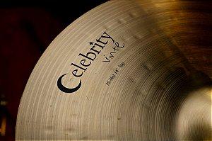 Hi-Hat 14″- Chimbal em Liga B20 - Celebrity Vinte
