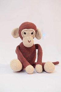Amigurumi Macaco (JQN)