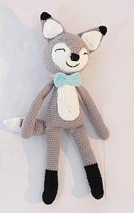 Amigurumi Fox Boy 50cm (JQN)