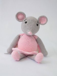 Amigurumi Ratinha (JQN) Collection