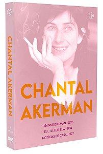 CHANTAL AKERMAN [LUVA COM 2 DVD'S]
