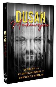 DUSAN MAKAVEJEV [LUVA COM 2 DVD'S]