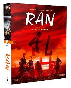 RAN - EDIÇÃO ESPECIAL DE COLECIONADOR [BLU-RAY + DVD]