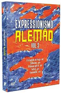 EXPRESSIONISMO ALEMÃO VOL. 3 - DIGISTAK COM 3 DVD'S