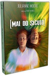 DVD - MAL DO SÉCULO