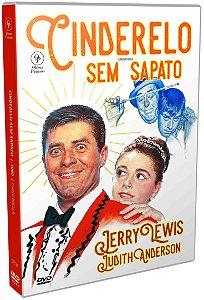 DVD – CINDERELO SEM SAPATO