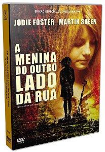 DVD – A MENINA DO OUTRO LADO DA RUA