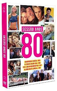 SESSÃO ANOS 80 (LUVA COM 2 DVD'S)