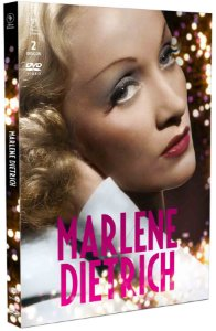 MARLENE DIETRICH - DIGIPAK COM 2 DVD'S