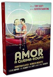 DVD – AMOR À QUEIMA-ROUPA