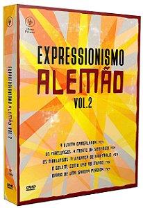 EXPRESSIONISMO ALEMÃO VOL. 2 – DIGISTAK COM 3 DVD'S