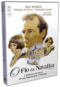 DVD - O FIO DA NAVALHA