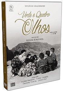 DVD -  VINTE E QUATRO OLHOS