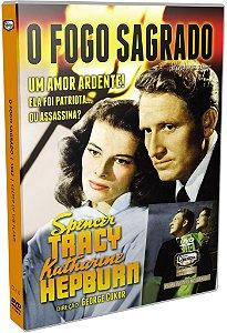 DVD - O FOGO SAGRADO