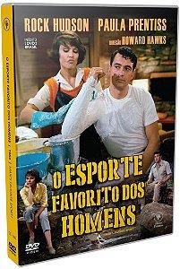 DVD - O ESPORTE FAVORITO DOS HOMENS