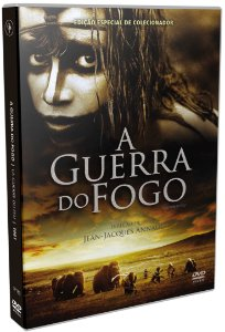 DVD - A GUERRA DO FOGO