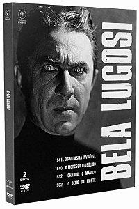BELA LUGOSI - DIGIPAK COM 2 DVD'S
