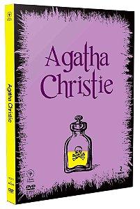AGATHA CHRISTIE - DIGIPAK COM 2 DVD'S