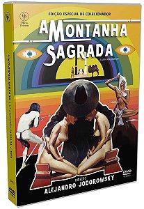 DVD – A MONTANHA SAGRADA