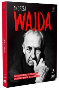 ANDRZEJ WAJDA (DIGIPAK COM 4 DVD'S)